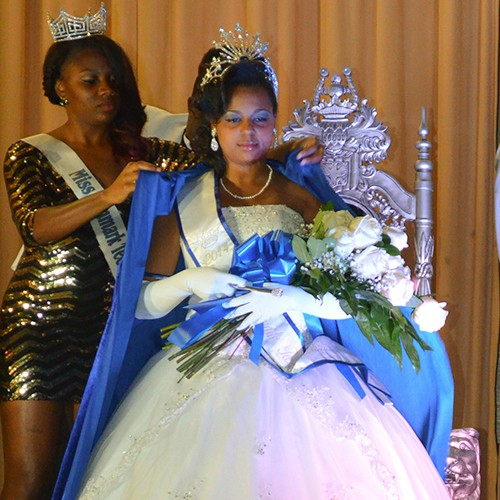 Congratulations to Miss Denmark Technical College 20142015 Sully Olivo!
