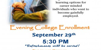 DTC Evening College Enrollment