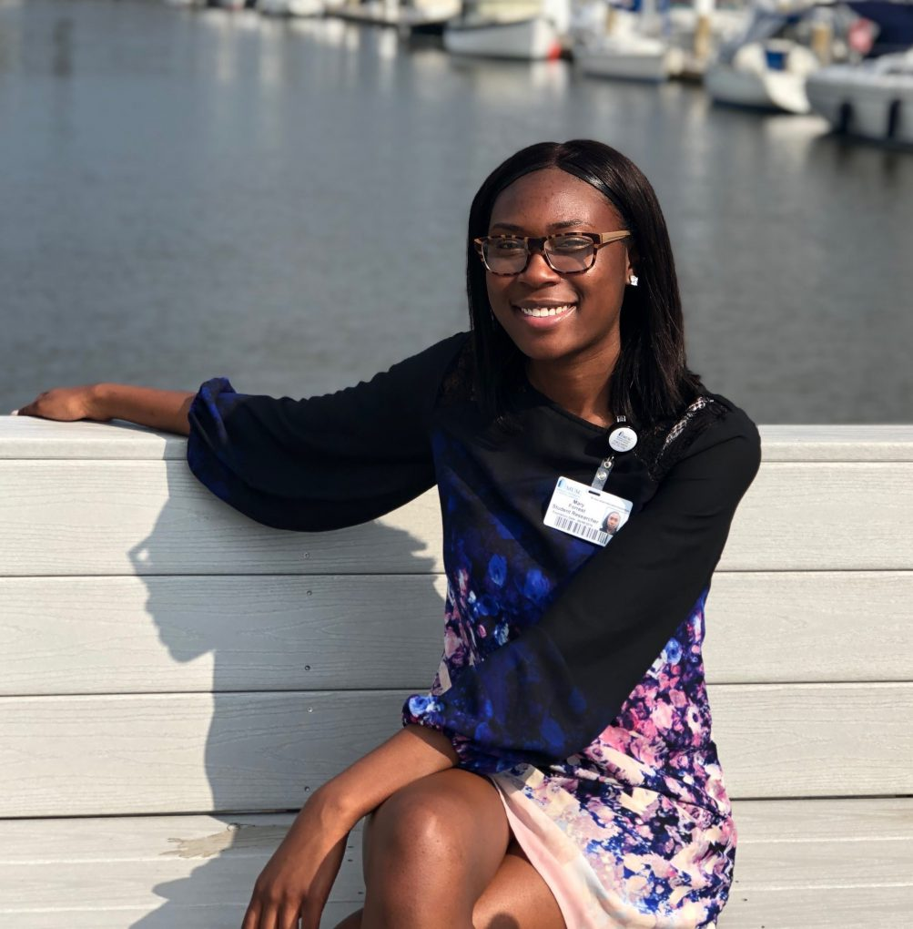 Student Spotlight - Mary Forrest picture