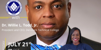 Candid with Kimberlei HBCU Edition with Dr. Willie L. Todd, Jr.
